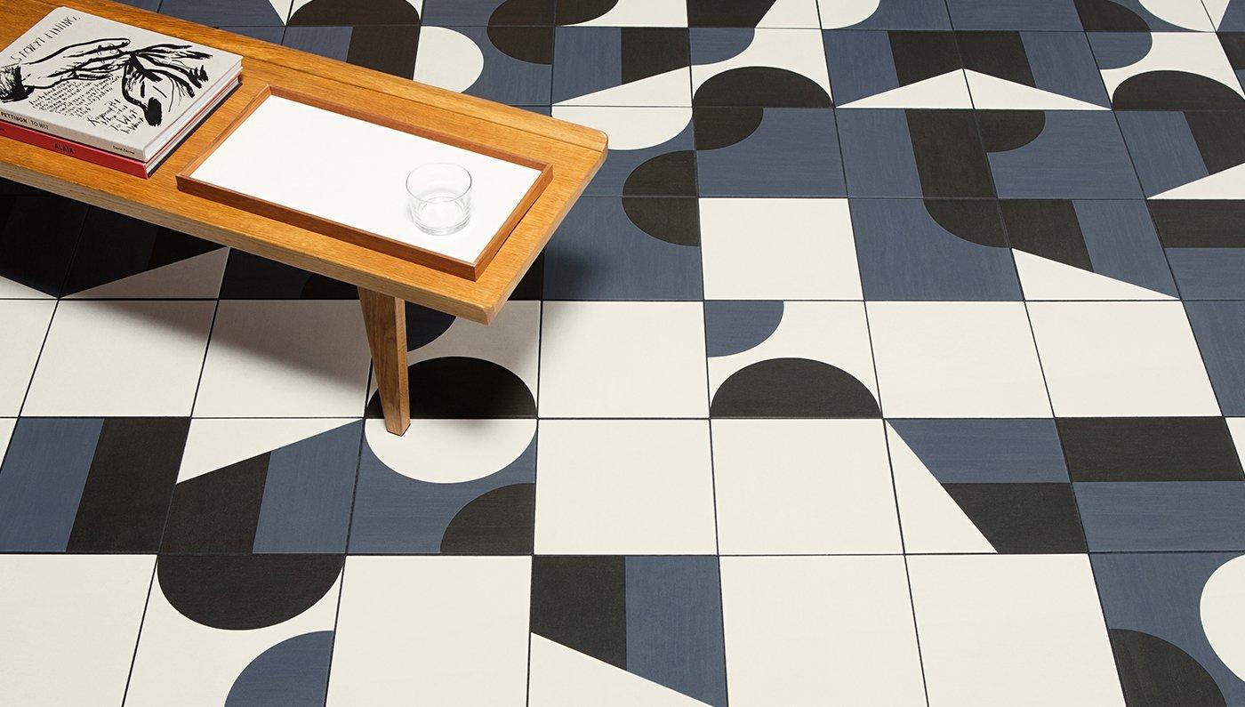 Mutina pavimenti puzzle
