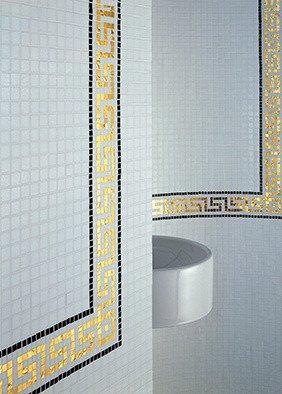 Bisazza mosaico borders