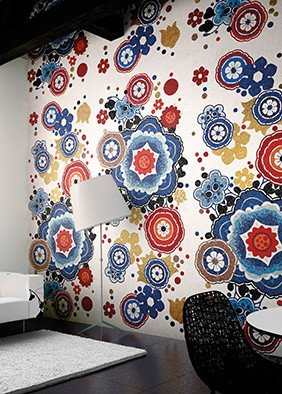bisazza mosaico decorations
