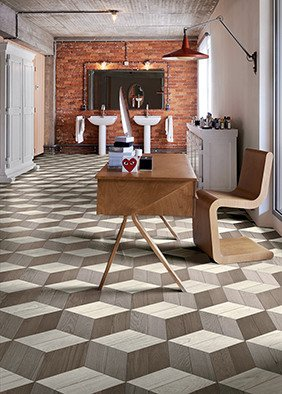 Bisazza parquet studio job