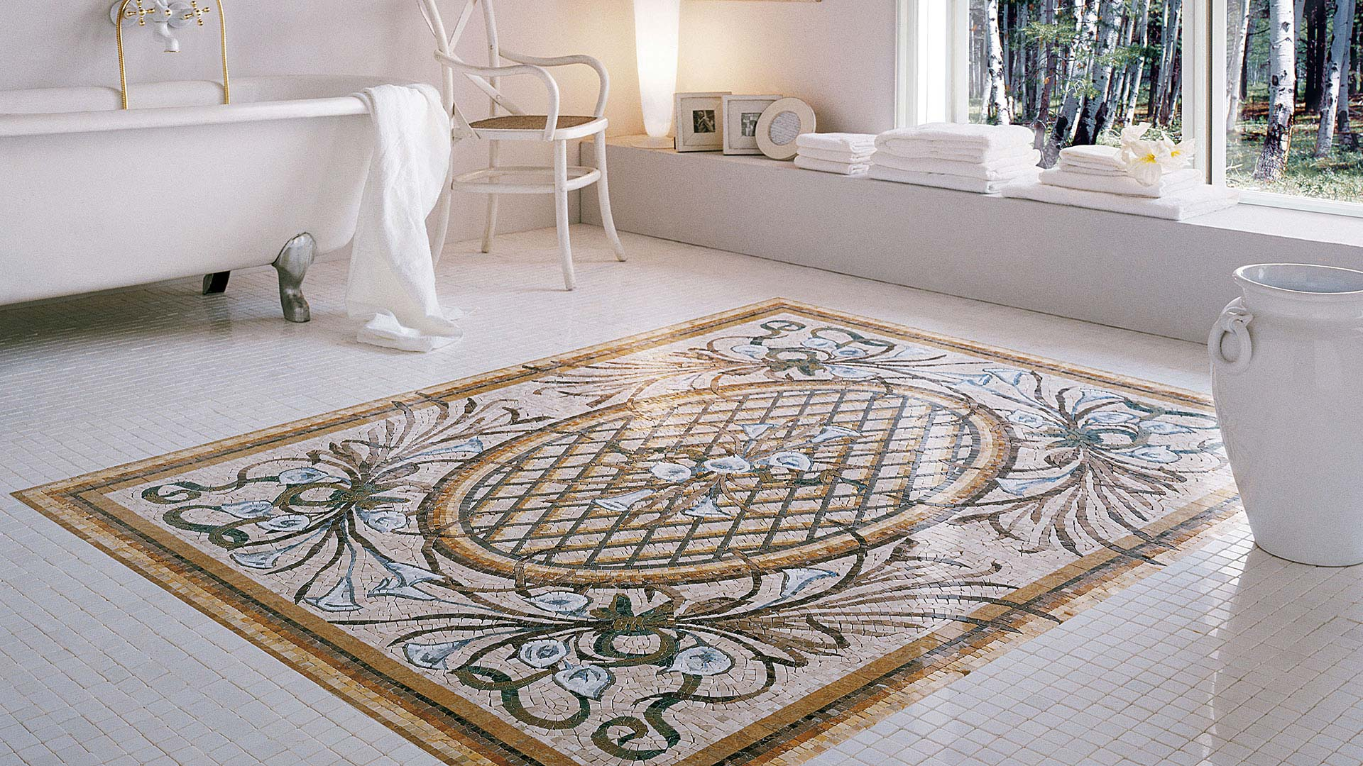 sicis mosaico the rug
